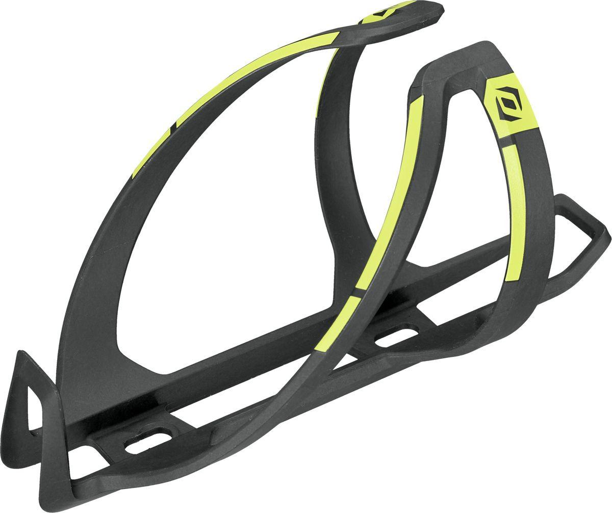 Флягодержатель Syncros Coupe Cage 1.0, 265594-5024, черный аксессуар syncros tailor cage 2 0 left