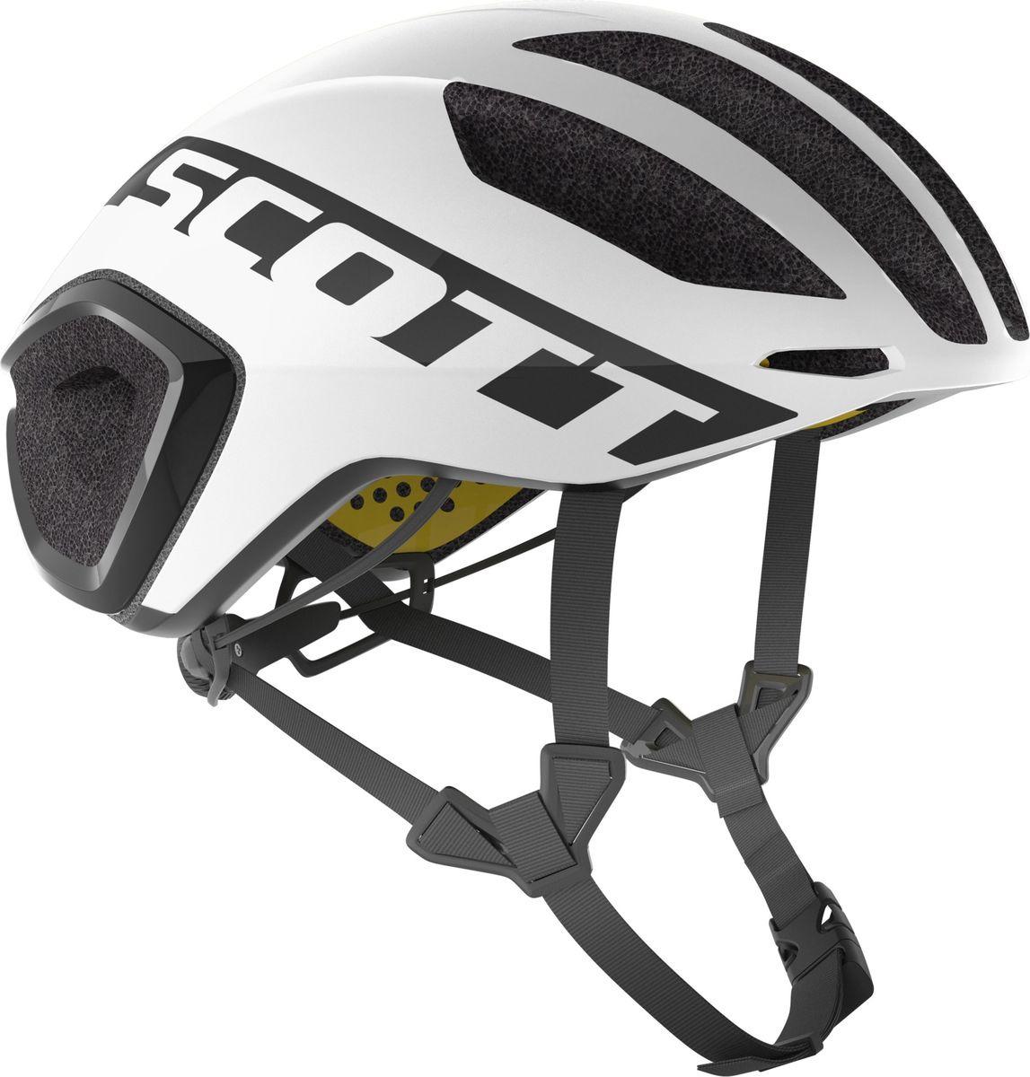 Шлем защитный Scott Cadence Plus, 250026-1035, черный, размер M (55/59) scott moeller intelligent m
