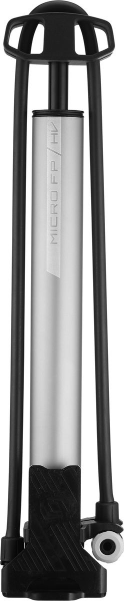 Велосипедный микро-насос Syncros HV Satin Nickel, напольный, 241905-5094222, черный аксессуар syncros tailor cage 2 0 left