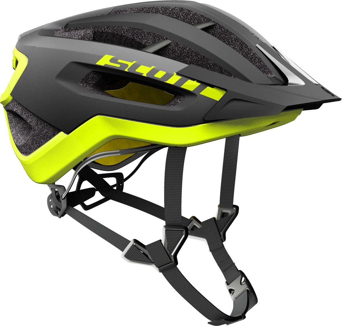 Шлем защитный Scott Fuga Plus, 265531-4330, черный, размер M (55/59) the annunciation 10124