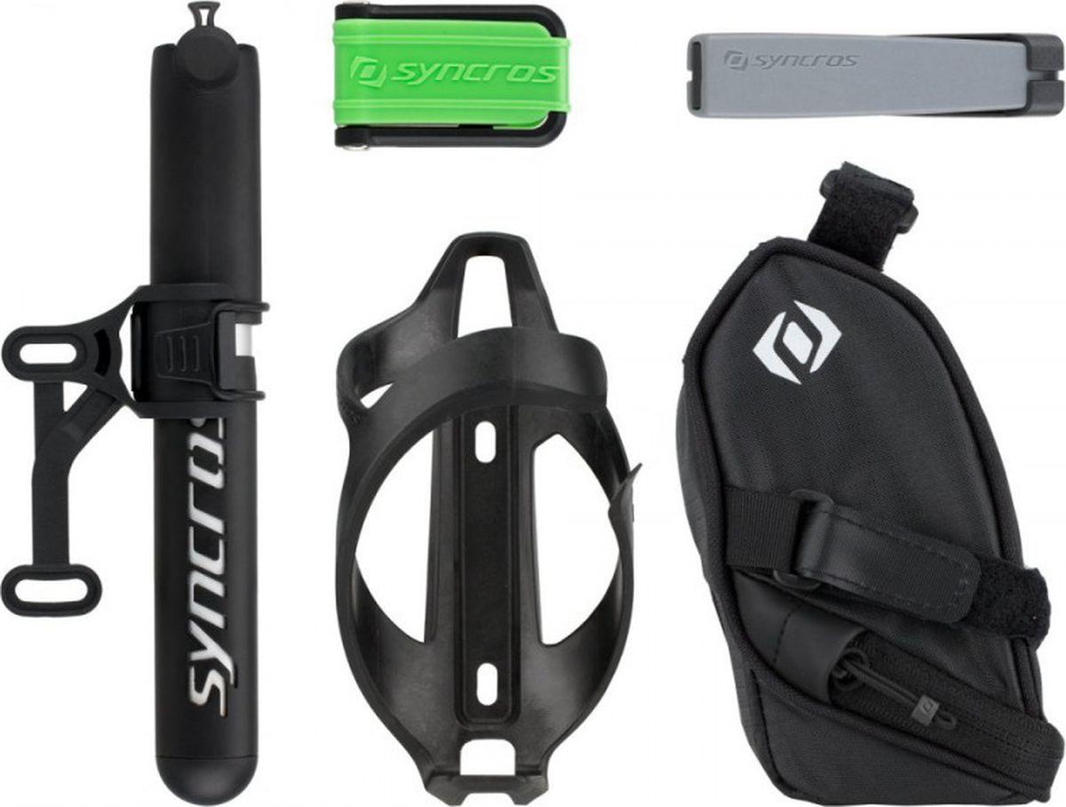 Набор инструментов Syncros MTBiker, 241907-0001222, черный цена