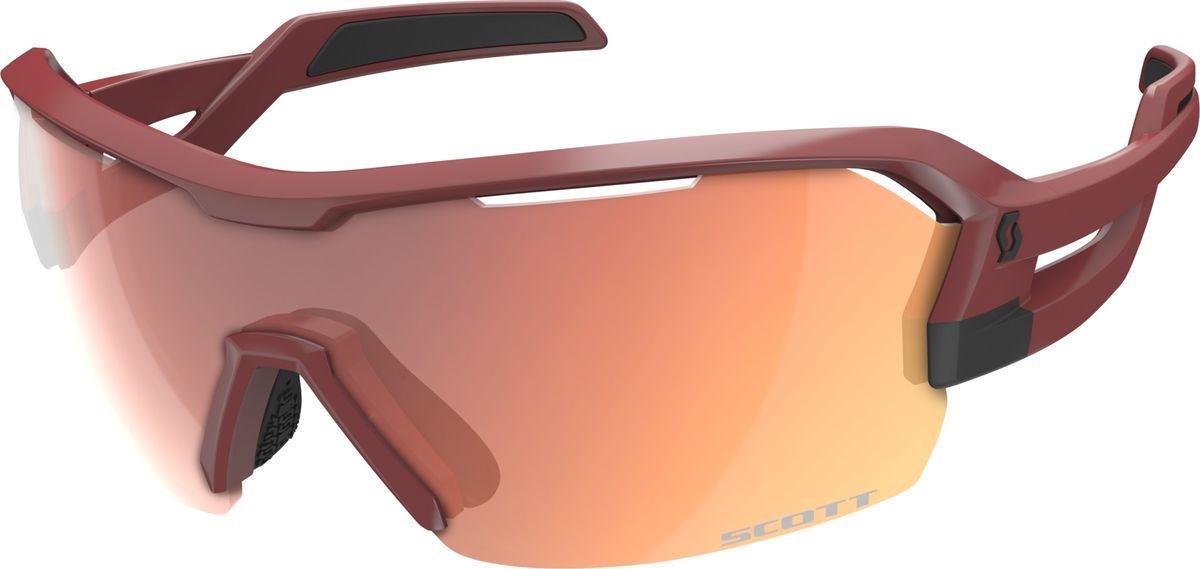 Велосипедные очки Scott Spur, 266006-0084294, красный