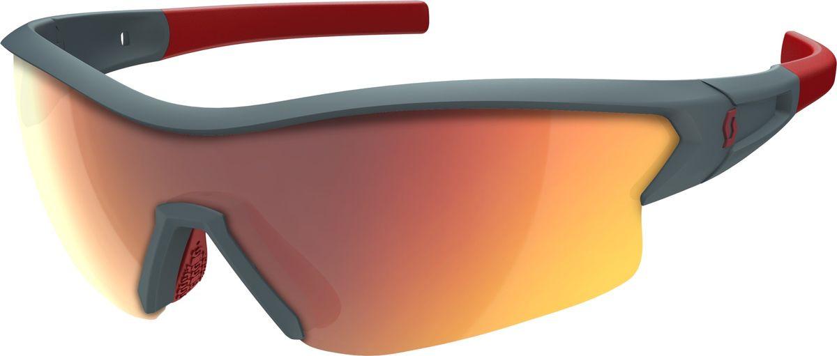 Велосипедные очки Scott Leap, 266009-1105294, красный
