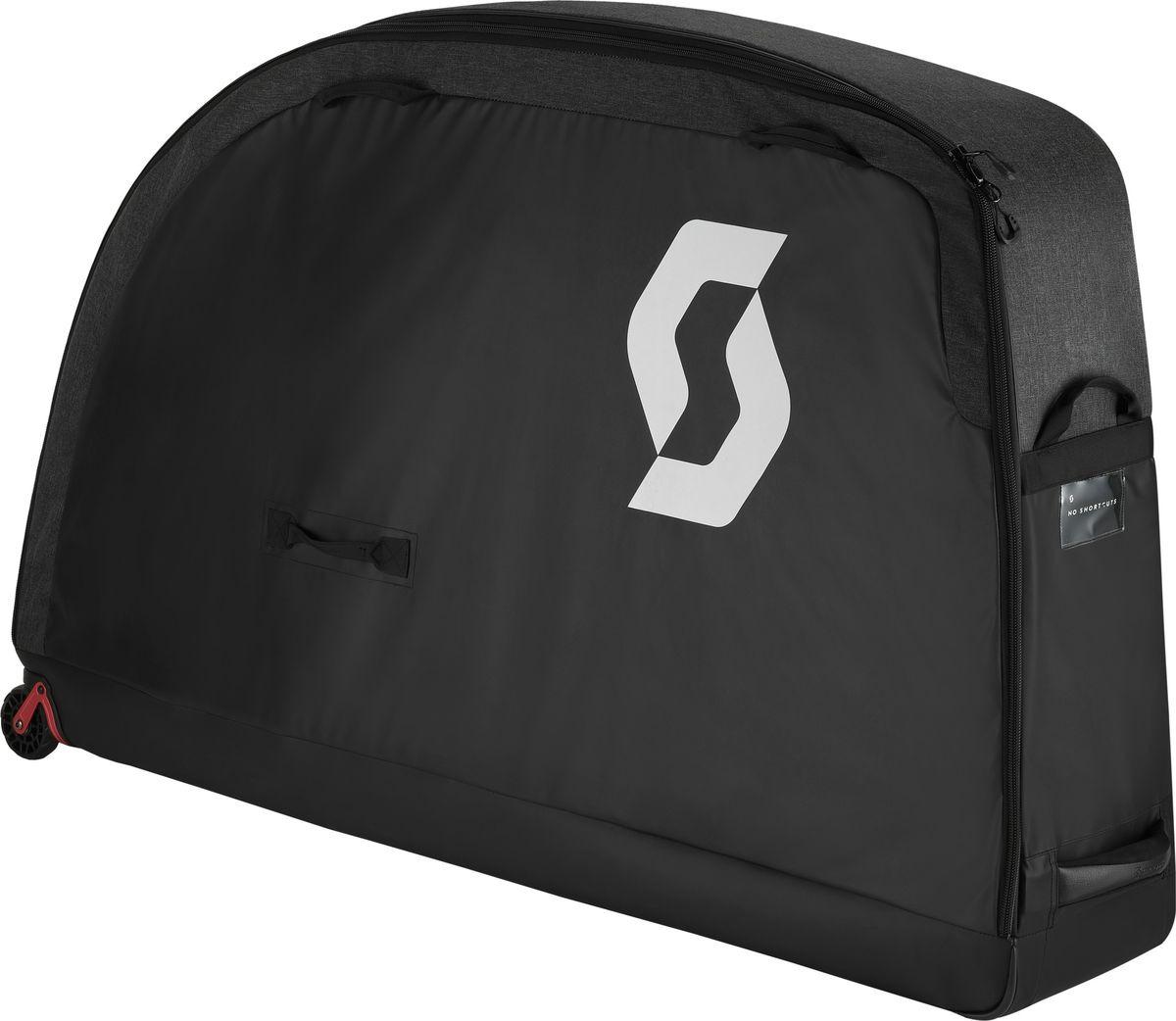Чехол для велосипеда Scott Premium 2.0, 264507-0001, черный
