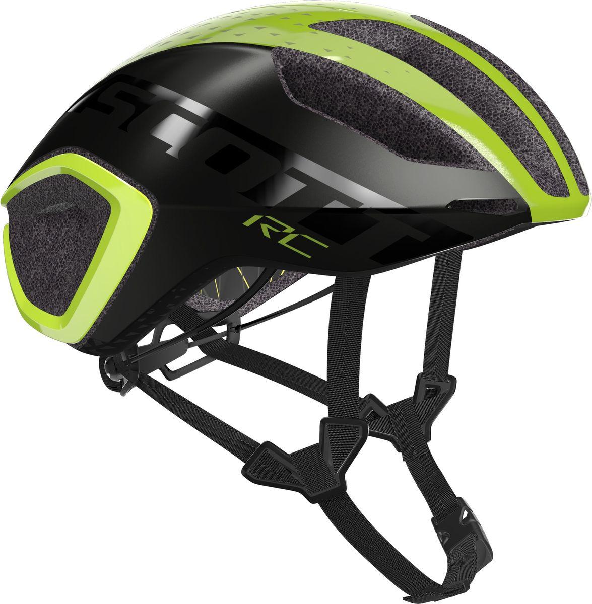 Шлем защитный Scott Cadence Plus, 250026-6176, желтый, размер M (55/59) scott moeller intelligent m