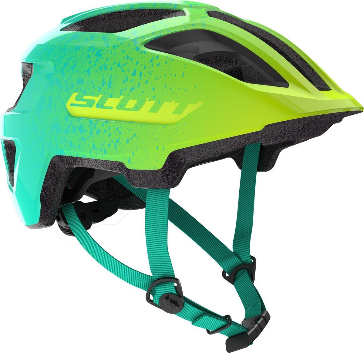 все цены на Шлем защитный Scott Spunto Junior, 270112-6163, желтый онлайн