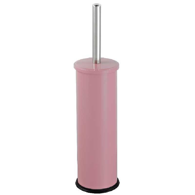 цены Ершик для унитаза Efor Metal 831Р, розовый