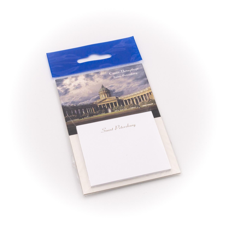 Бумага для заметок С Минимакс Казанский собор сумрачный, 32 минимакс календарь магнитный на 2016г казанский собор кмспб 16 07