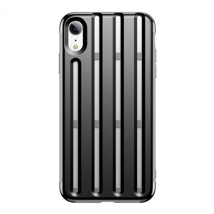 Чехол для сотового телефона Baseus WIAPIPH65-TC01, черный