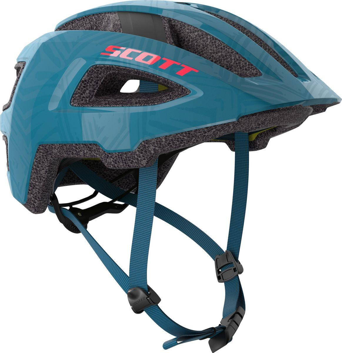 Шлем защитный Scott Groove Plus, 265532-6159, синий, размер M/L scott moeller intelligent m