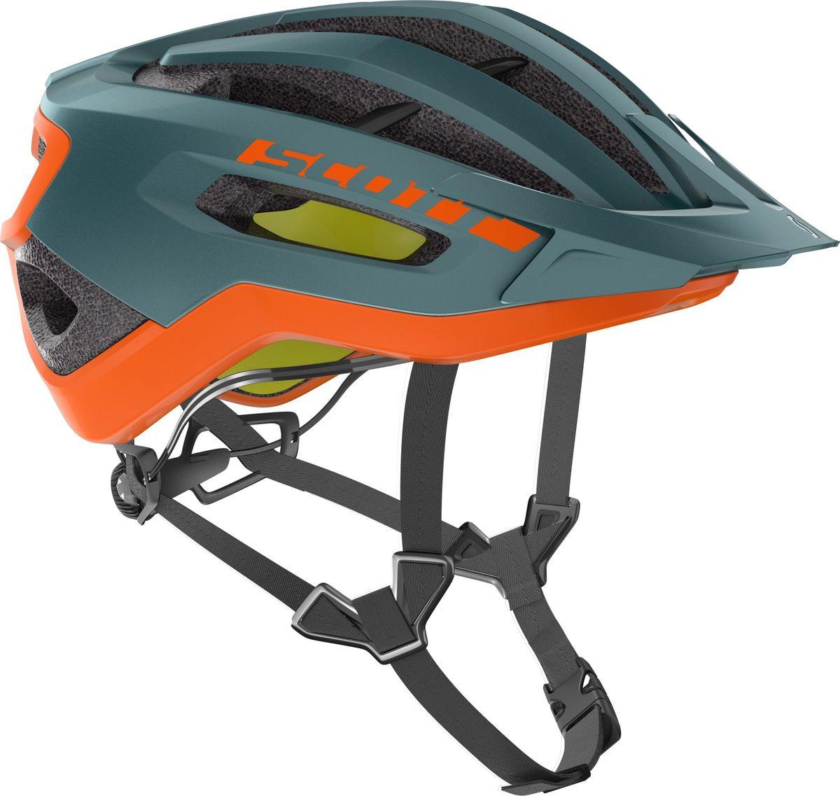 Шлем защитный Scott Fuga Plus, 265531-6151, оранжевый, размер M (55/59)