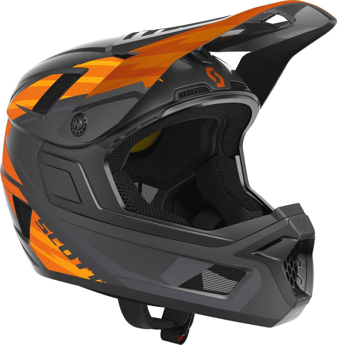 Шлем защитный Scott Nero Plus, 265535-1009, черный, размер M (57/58) scott moeller intelligent m