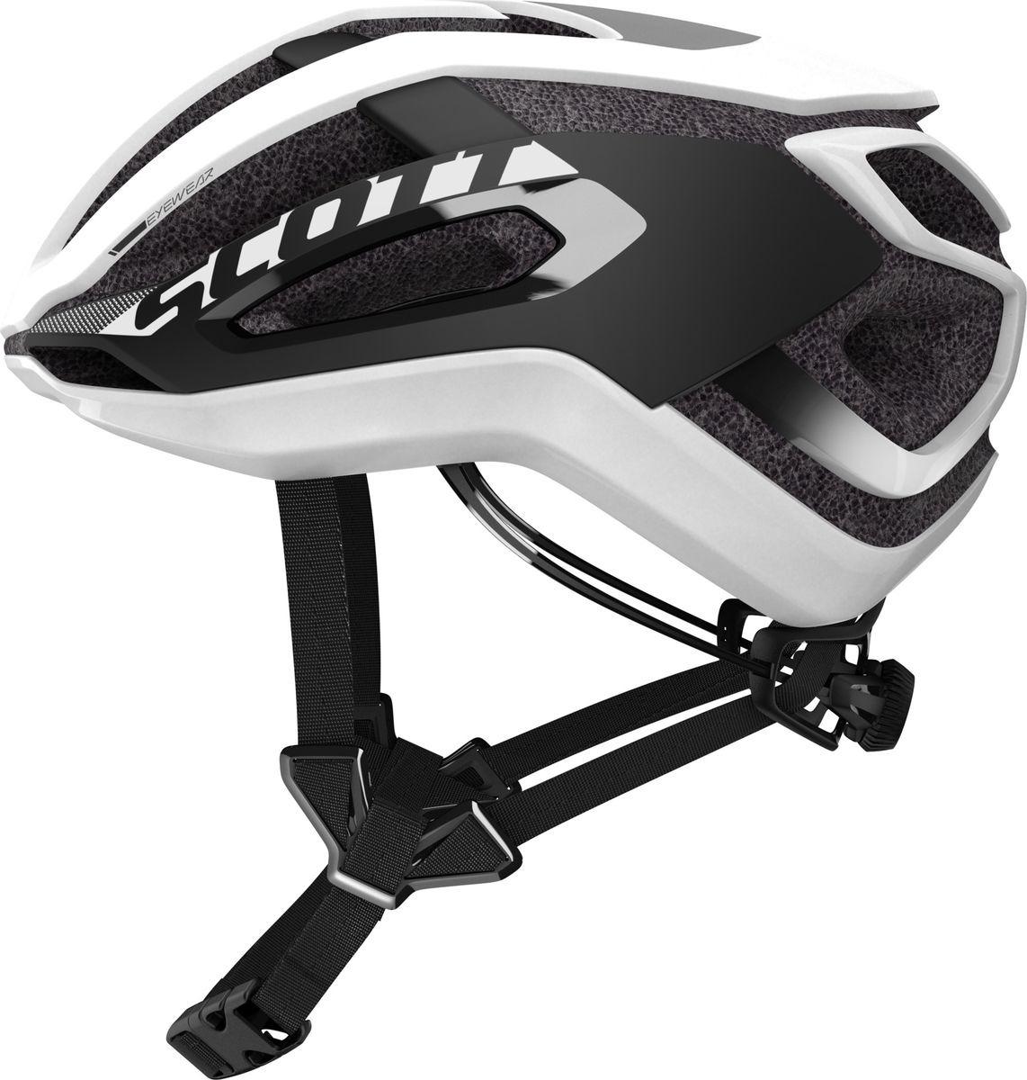 лучшая цена Шлем защитный Scott Cadence Plus, 250023-1035, черный, размер S (51/55)