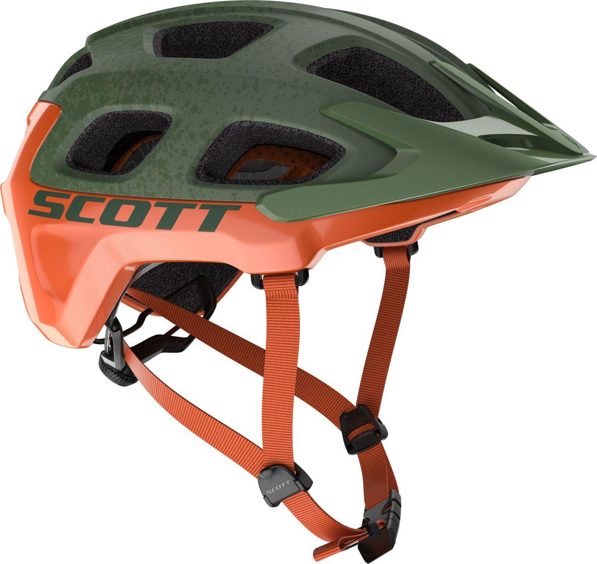 Шлем защитный Scott Vivo Plus, 241070-6154, оранжевый, размер M (55/59)