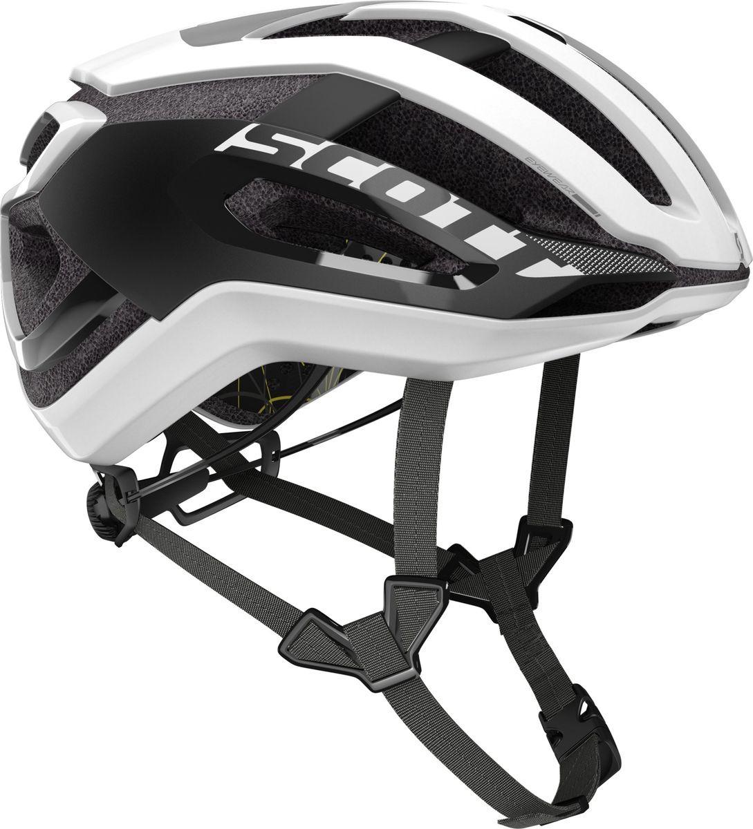 Шлем защитный Scott Cadence Plus, 250023-1035, черный, размер M (55/59) scott moeller intelligent m