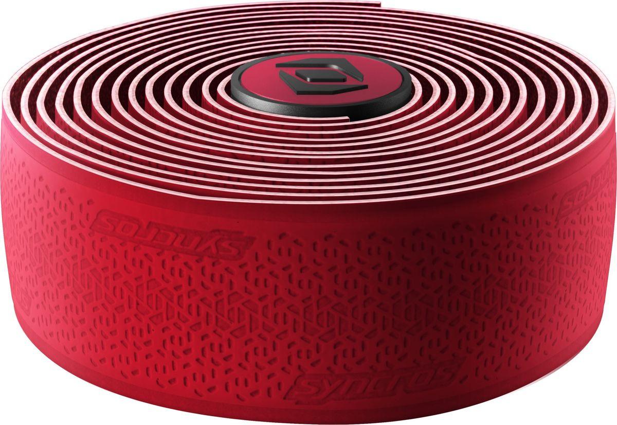 Обмотка руля Syncros Super Light, 265573, красный аксессуар syncros fp2 0 cool