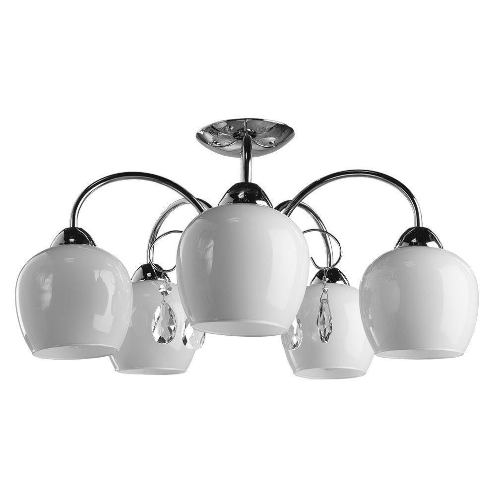 Потолочный светильник Arte Lamp A9548PL-5CC, белый arte lamp a1150lm 5cc