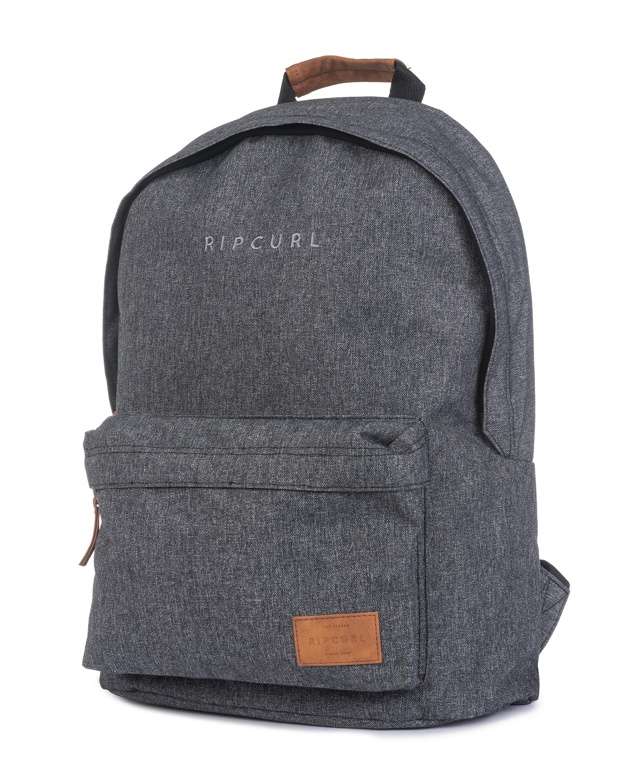Рюкзак Rip Curl DOME SOLEAD, темно-серый недорго, оригинальная цена