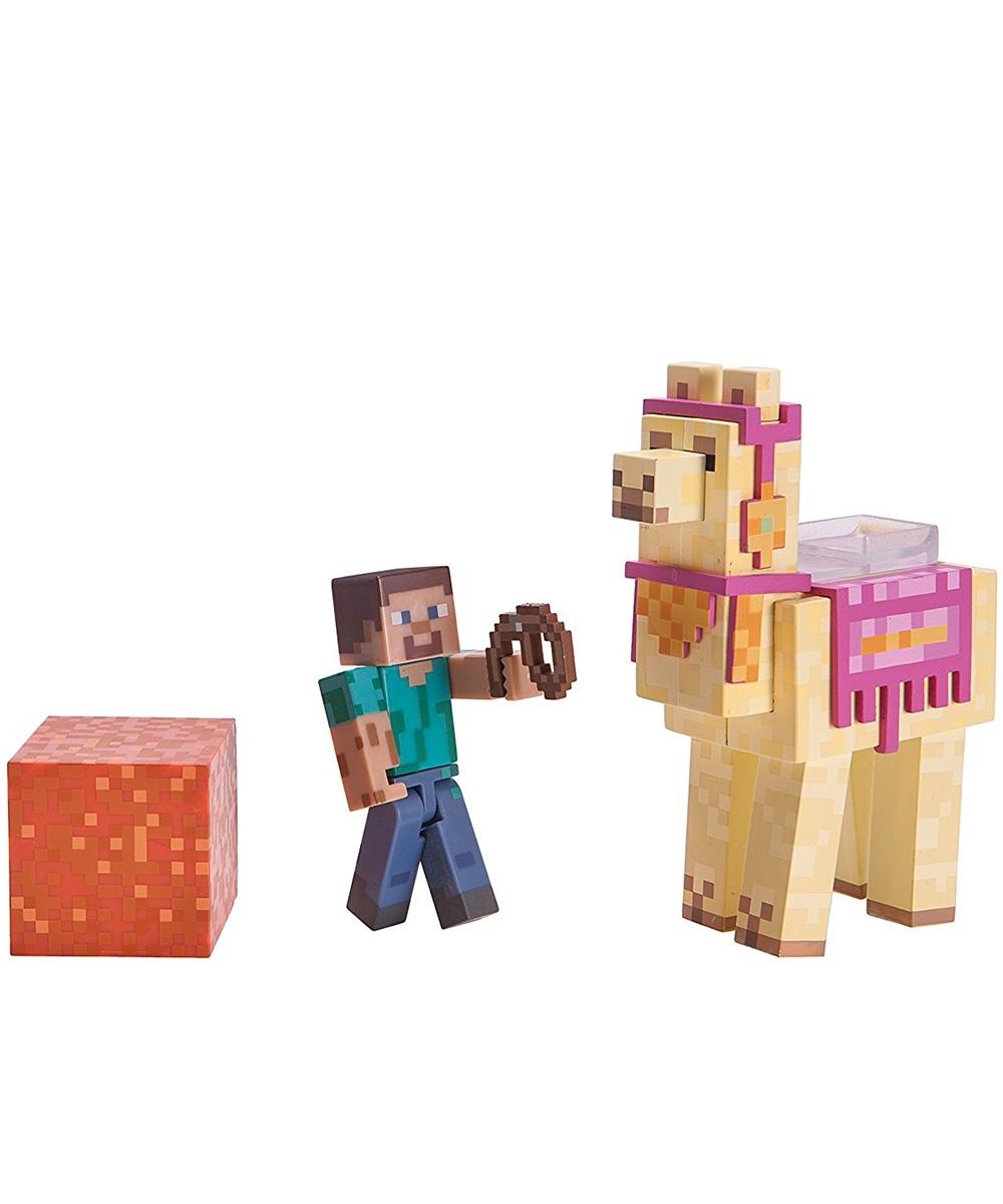 Фигурка Minecraft TM16602 разноцветный подарок minecraft