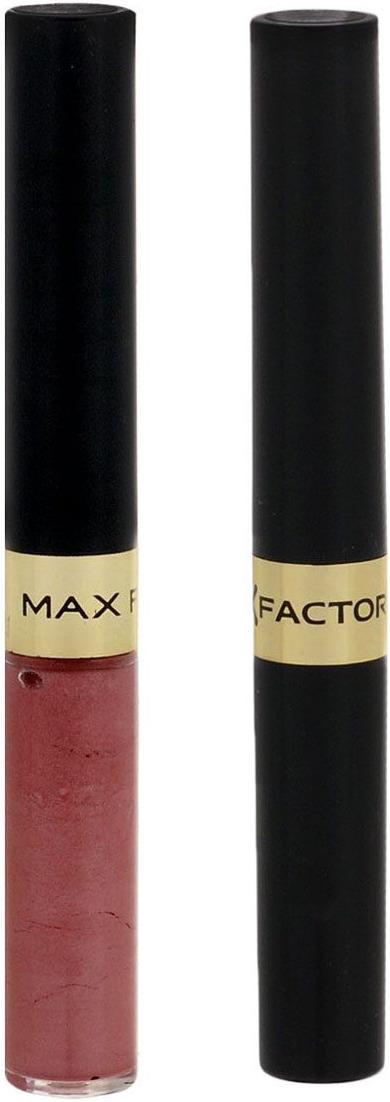 """Max Factor Стойкая губная помада и увлажняющий блеск """"Lipfinity"""", тон №070 (Spicy), 2х3 мл"""