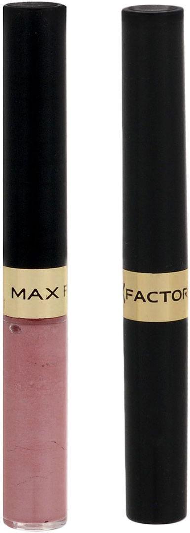 "Max Factor Стойкая губная помада и увлажняющий блеск ""Lipfinity"", тон №160 (Iced), 2х3 мл"