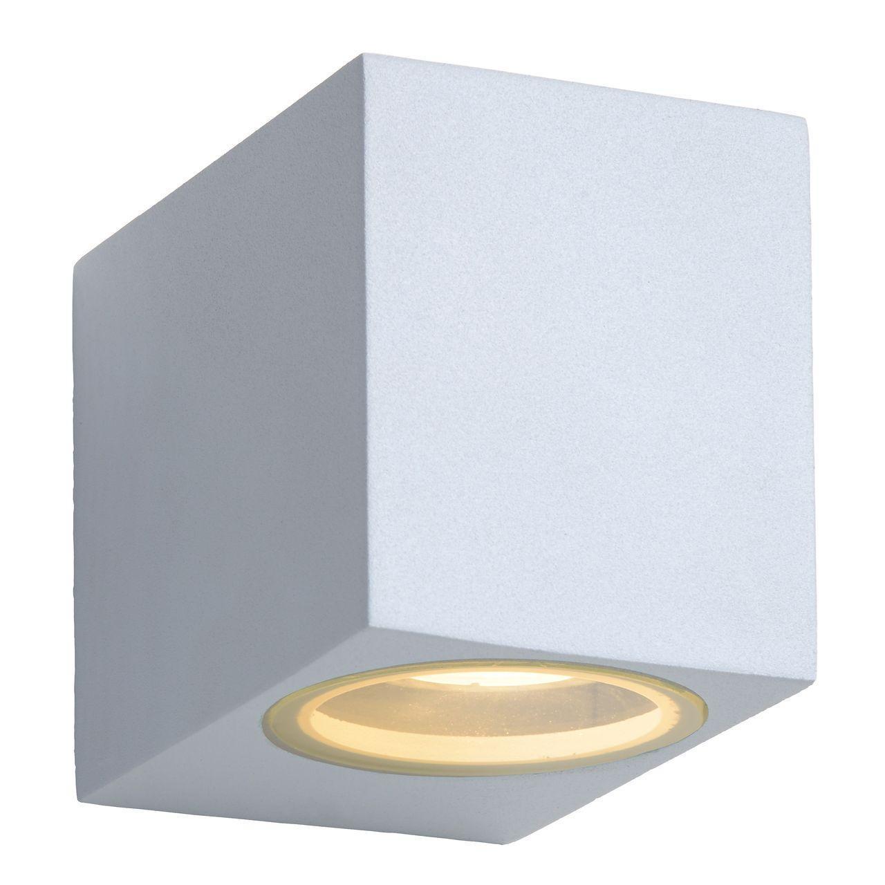 Уличный светильник Lucide 22860/05/31, белый уличный настенный светильник lucide dingo 14881 05 31
