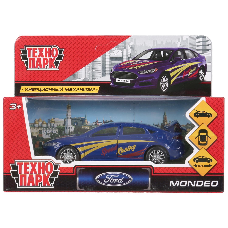 Машинка-игрушка Технопарк MONDEO-S