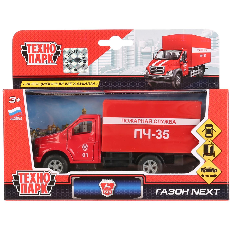 Машинка-игрушка Технопарк SB-18-17-F-WB игрушка технопарк газ 13 чайка милиция 6410 d x600 h09082 r
