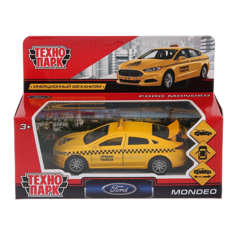 Машинка-игрушка Технопарк MONDEO-T