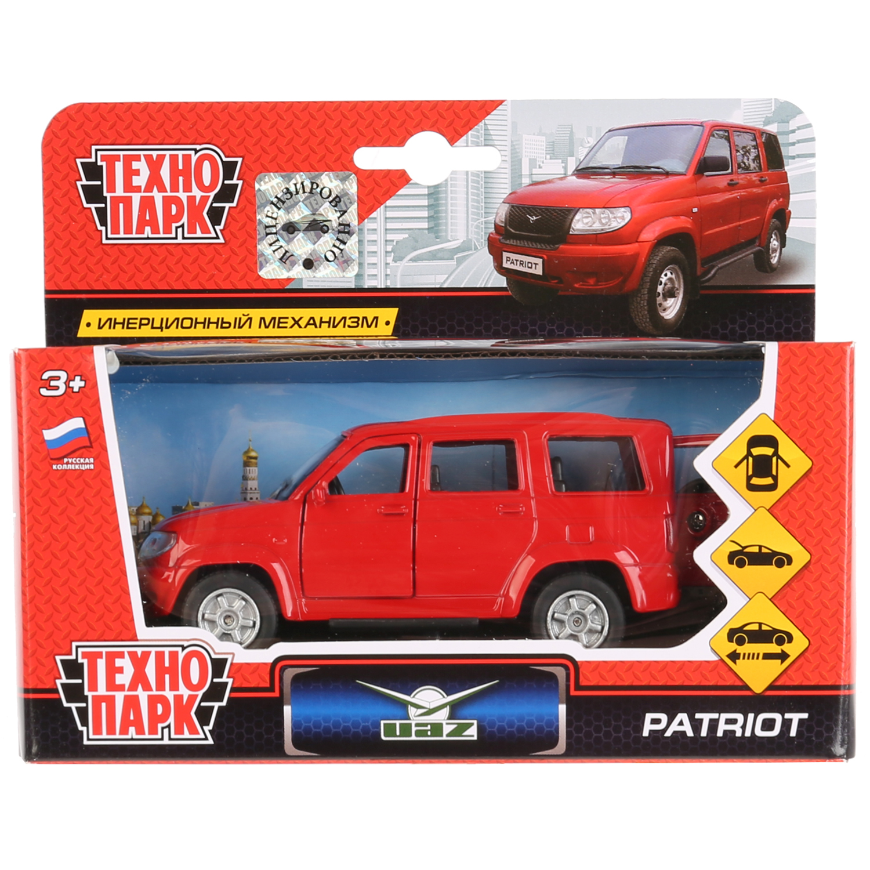 Машинка-игрушка Технопарк SB-17-81-UP2-WB все цены