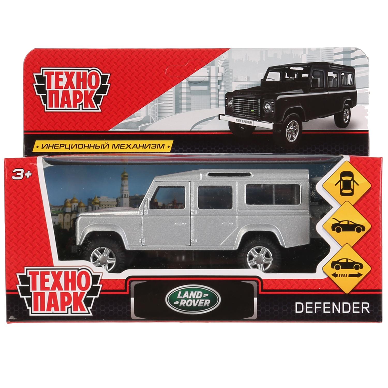 Машинка-игрушка Технопарк DEFENDER-SL bburago коллекционная машинка bburago land rover defender 110 1 50