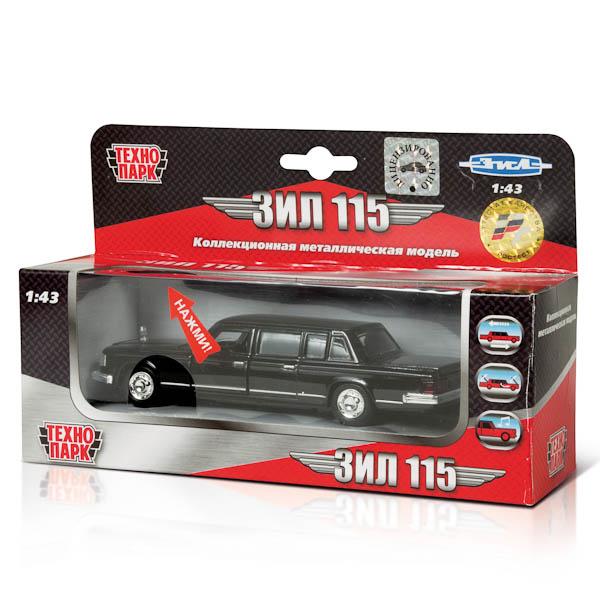 Машинка-игрушка Технопарк CT11-199-1