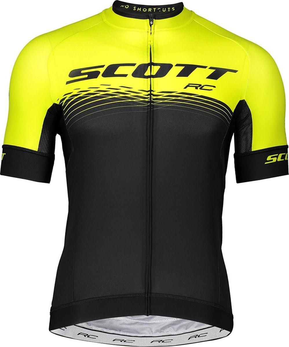 Веломайка мужская Scott Shirt M's RC Pro s/sl, 270447-3074, красный, размер XL (54/56)