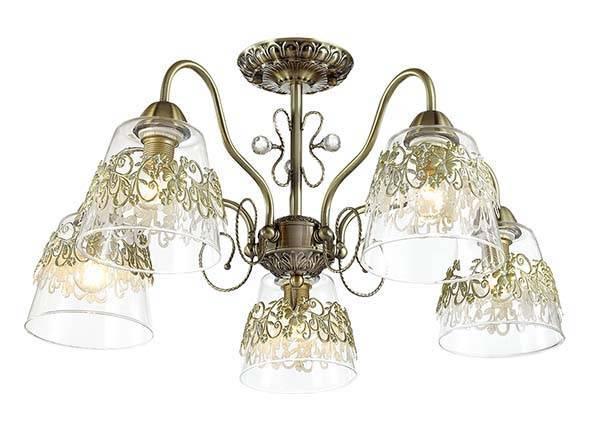 все цены на Потолочный светильник Lumion 3051/5C, 40 Вт онлайн