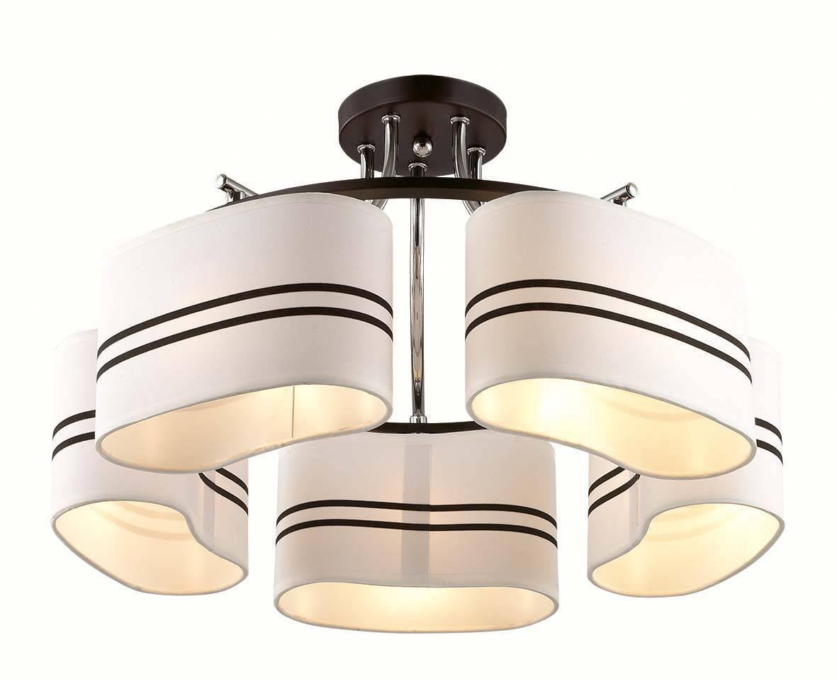 Потолочный светильник Lumion 3056/5C, 40 Вт люстра lumion ivara 3056 5c потолочная