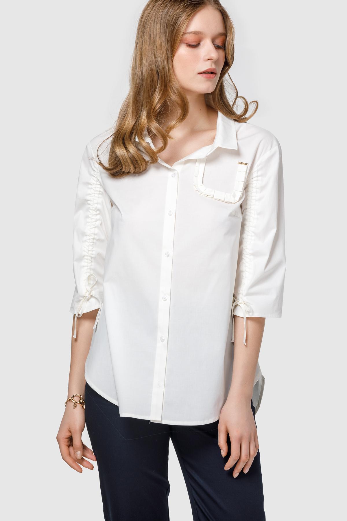 Блузка Helmidge свободная блузка с застежкой на пуговицы helmidge