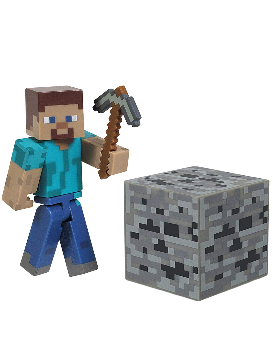 Фигурка Minecraft TM16501 синий цена 2017