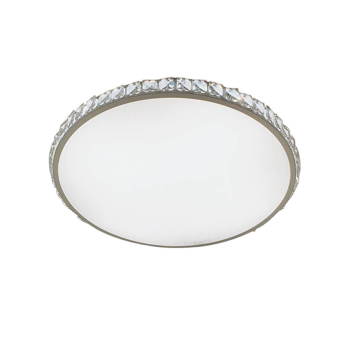 купить Потолочный светильник Omnilux OML-45407-60, белый по цене 10310 рублей