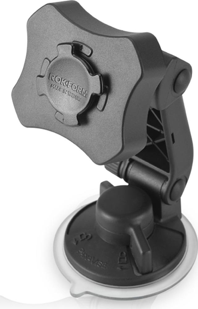 Держатель для телефона RokformWindshield Suction Mount, черный аксессуар крепление присоска drift suction cup mount 30 007 00
