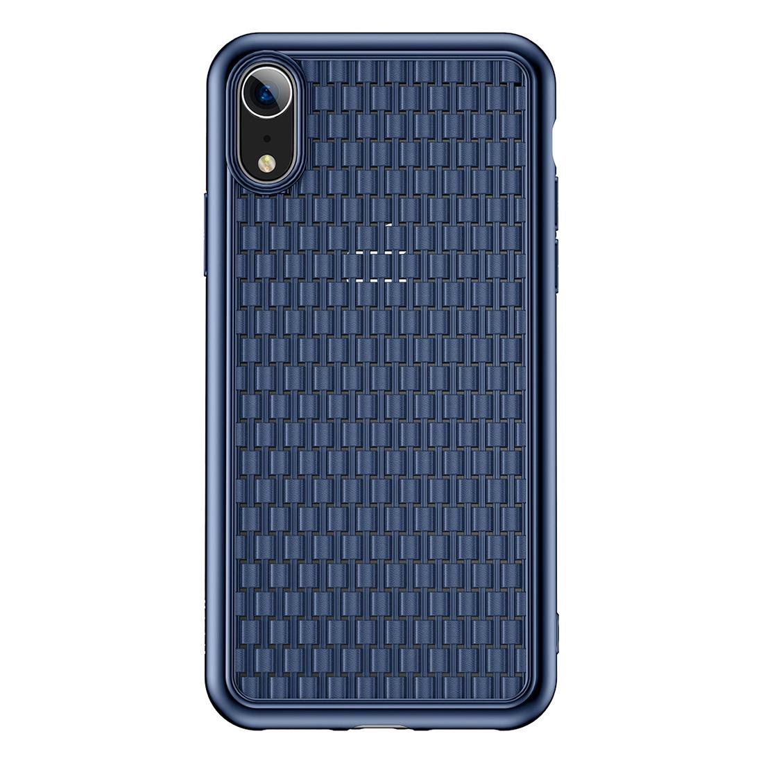 Чехол для сотового телефона Baseus WIAPIPH65-BV03, синий