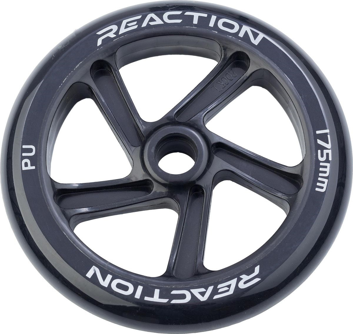 Колесо для самоката Reaction Wheel 175 Scooter Wheel, ERERO05303, черный колесо 6х2 для самоката