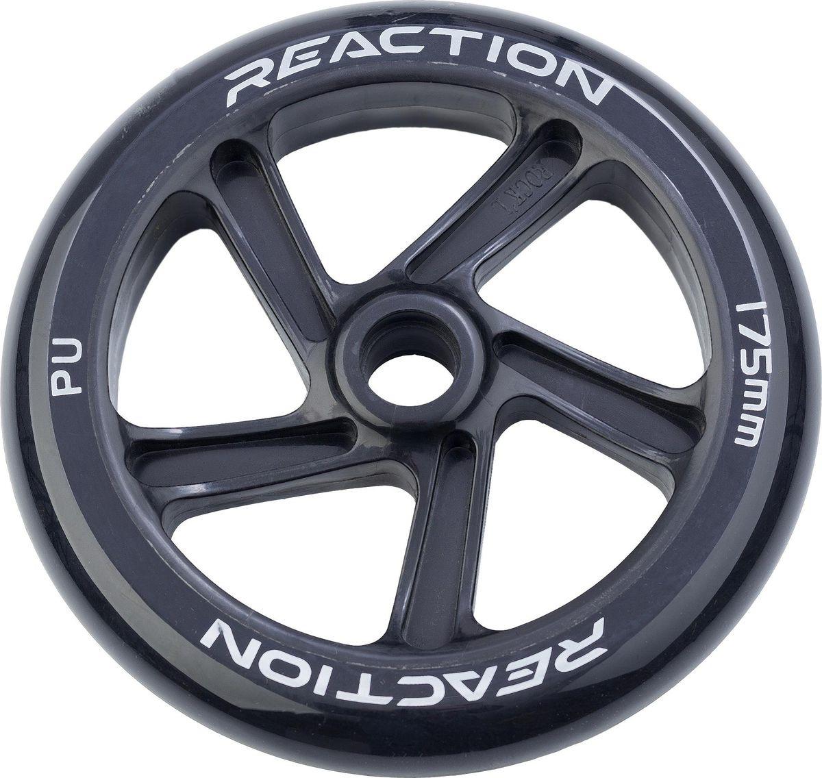 Колесо для самоката Reaction Wheel 175 Scooter Wheel, ERERO05303, черный цена