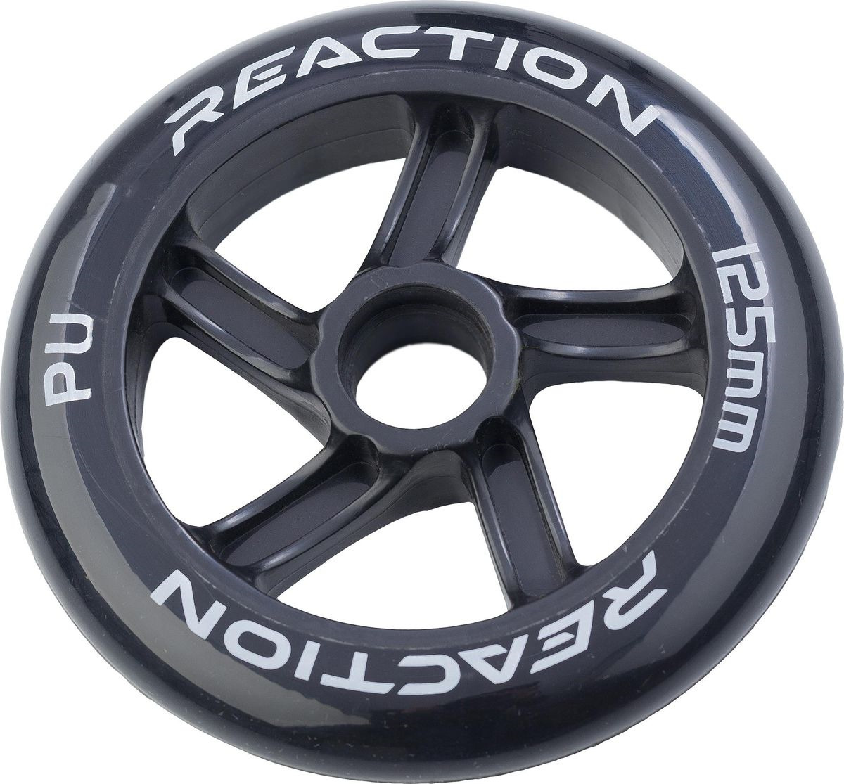 Колесо для самоката Reaction Wheel 125 Scooter Wheel, ERERO05103, черный колесо 6х2 для самоката