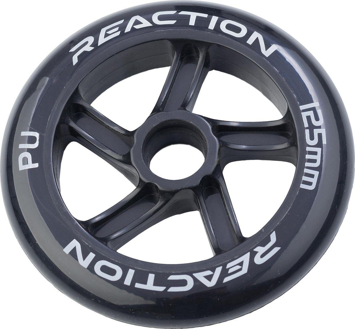 Колесо для самоката Reaction Wheel 125 Scooter Wheel, ERERO05103, черный цена