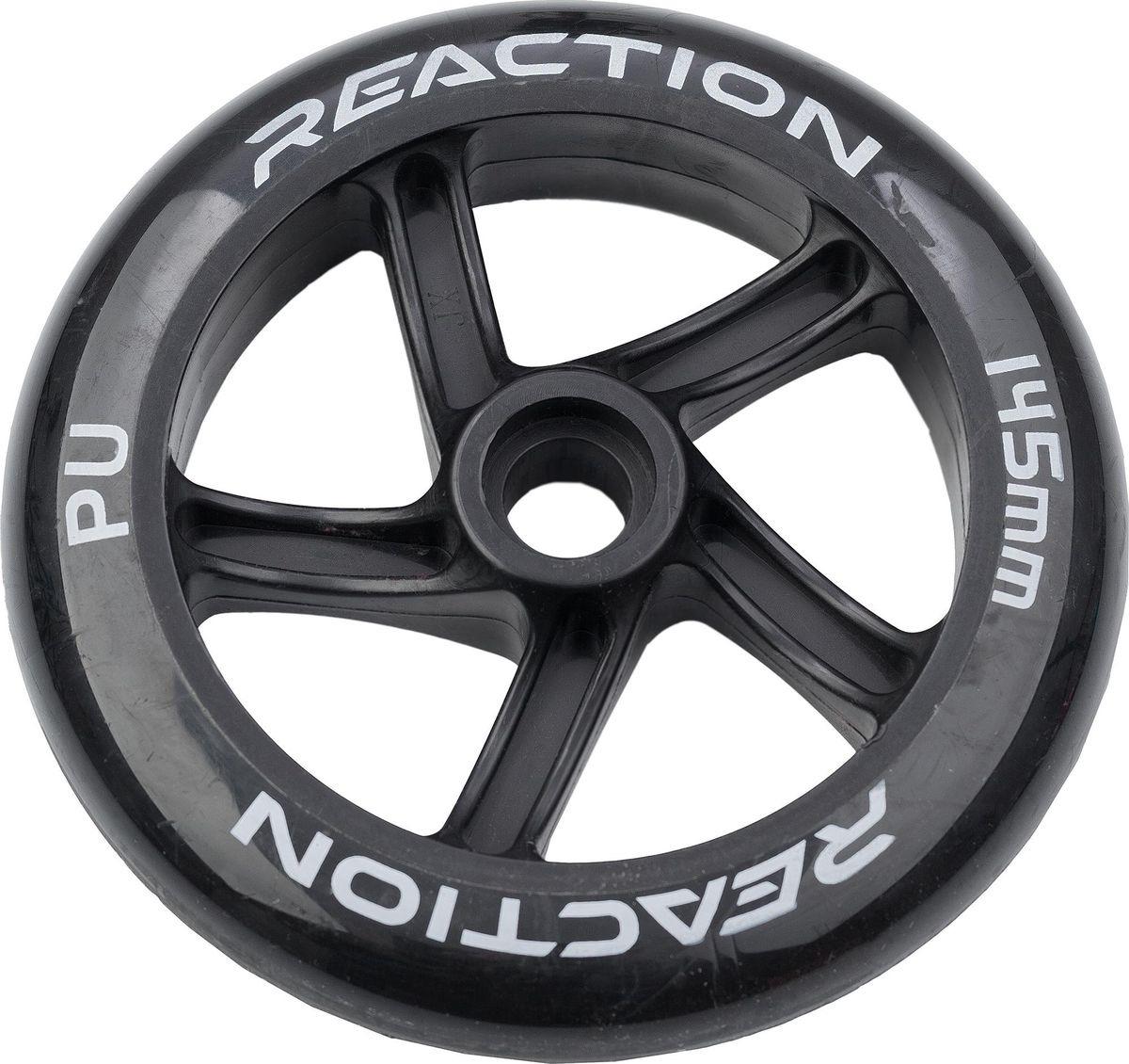 Колесо для самоката Reaction Wheel 145 Scooter Wheel, ERERO05203, черныйERERO05203Запасное колесо для самоката - диаметр 145 мм.