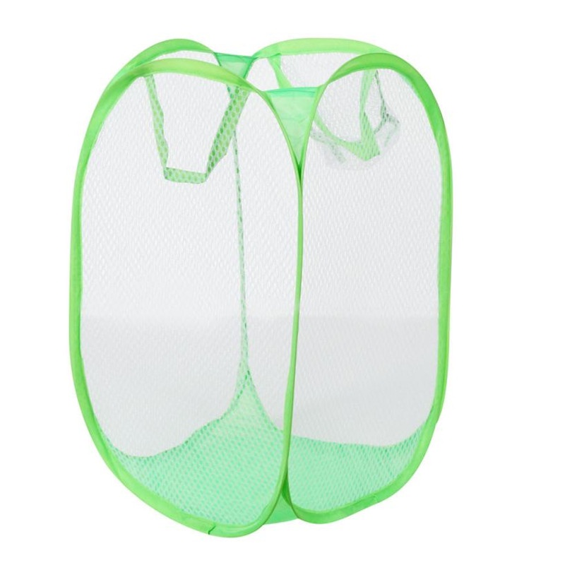 Бак для белья Migliore Корзина, зеленый