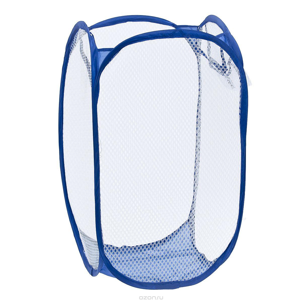 Бак для белья Migliore Корзина, синий
