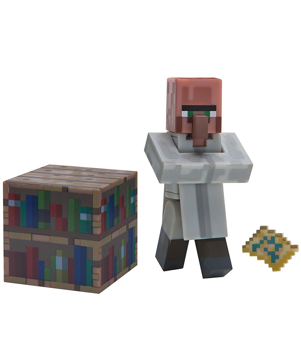 Сюжетно-ролевые игрушки Minecraft TM16496 белый