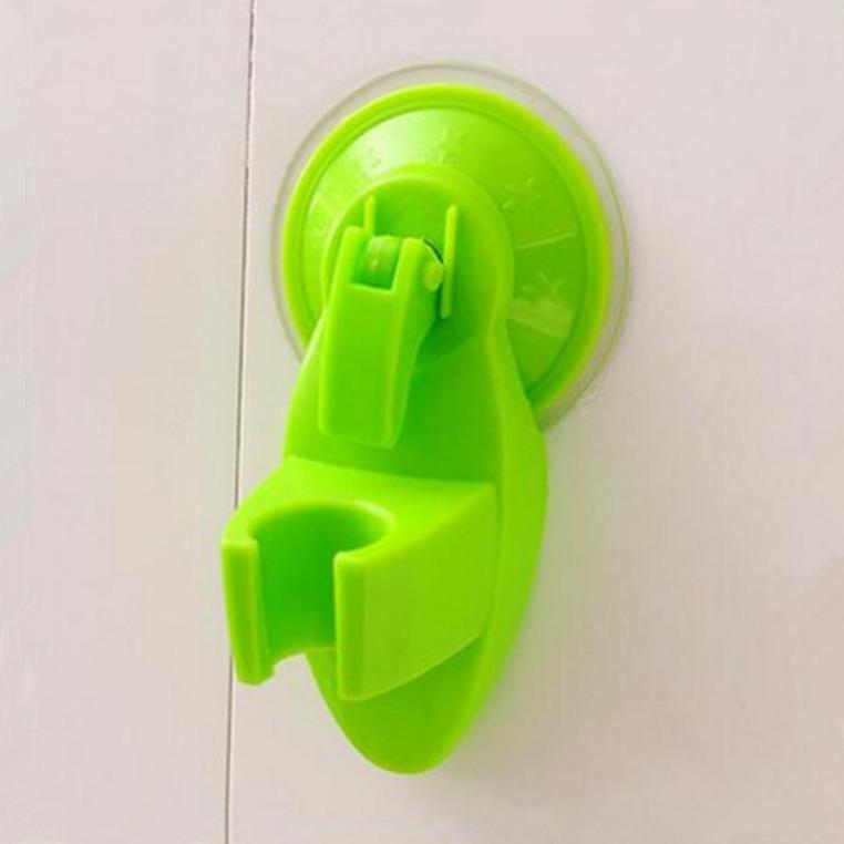 Кронштейн установочный Вакуумный держатель душевой лейки, зеленый держатель душевой лейки duschy держатель для душа серебристый