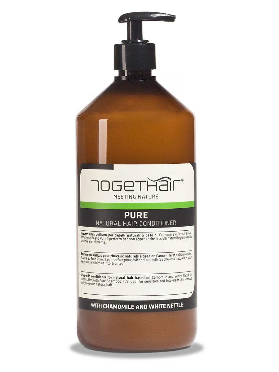 Pure Conditioner 1000ml /Ультра-мягкий кондиционер для натуральных волос